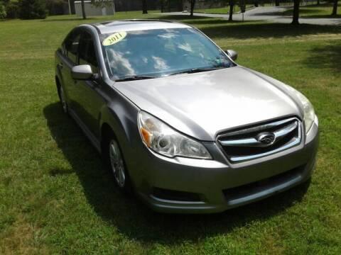 2011 Subaru Legacy for sale at ELIAS AUTO SALES in Allentown PA