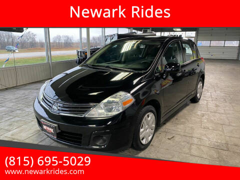 2011 Nissan Versa for sale at Newark Rides in Newark IL