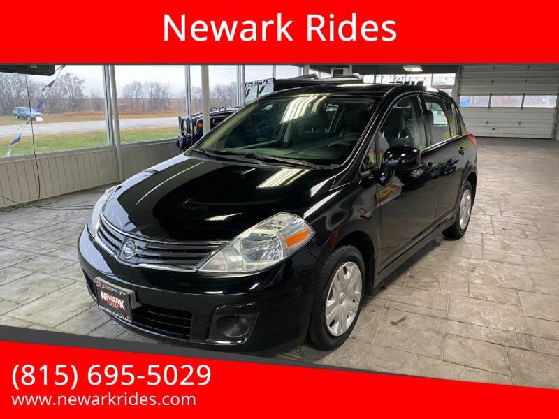2011 Nissan Versa for sale at Newark Rides in Newark IL