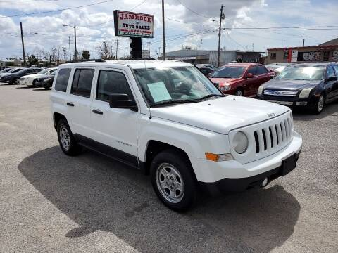2013 Jeep Patriot for sale at Jamrock Auto Sales of Panama City in Panama City FL