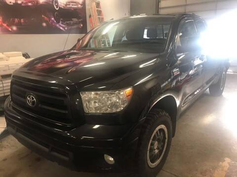 2011 Toyota Tundra for sale at BEACH AUTO GROUP INC in Fishkill NY