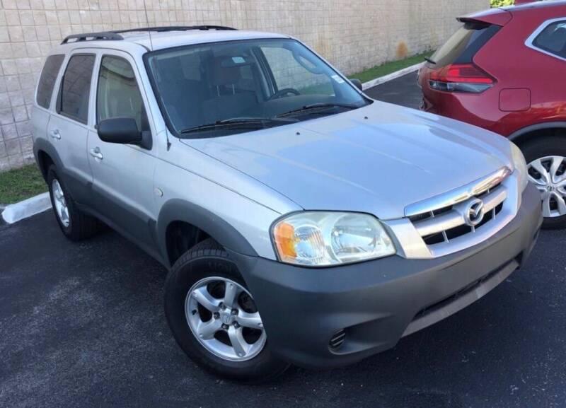 2006 Mazda Tribute for sale at Cobalt Cars in Atlanta GA