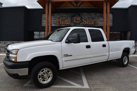 2006 Chevrolet Silverado 2500HD for sale at JW Auto Sales LLC in Harrisonburg VA