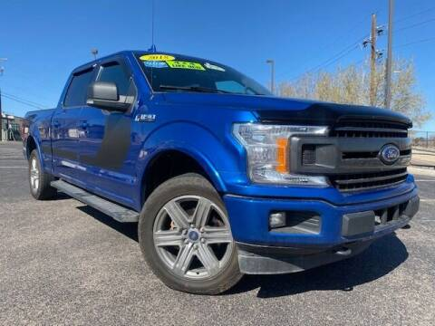 2018 Ford F-150 for sale at UNITED Automotive in Denver CO