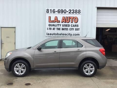 2010 Chevrolet Equinox for sale at LA AUTO in Bates City MO