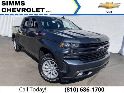2019 Chevrolet Silverado 1500 for sale at Aaron Adams @ Simms Chevrolet in Clio MI