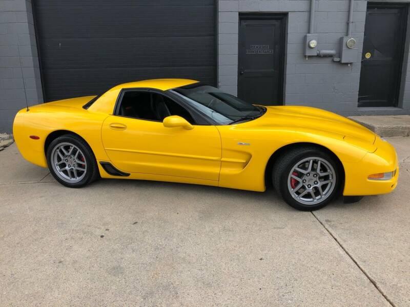 2003 Chevrolet Corvette for sale at Adrenaline Motorsports Inc. in Saginaw MI