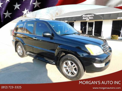 2009 Lexus GX 470 for sale at Morgan's Auto Inc in Paoli IN