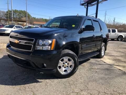 2013 Chevrolet Tahoe for sale at Atlas Auto Sales in Smyrna GA