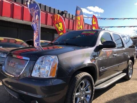 2010 GMC Yukon XL for sale at Duke City Auto LLC in Gallup NM