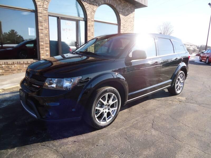 2018 Dodge Journey for sale at VON GLAHN AUTO SALES in Platteville WI