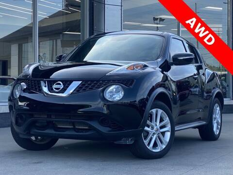 2016 Nissan JUKE for sale at Carmel Motors in Indianapolis IN
