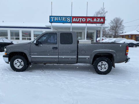 1999 Chevrolet Silverado 2500 for sale at True's Auto Plaza in Union Gap WA