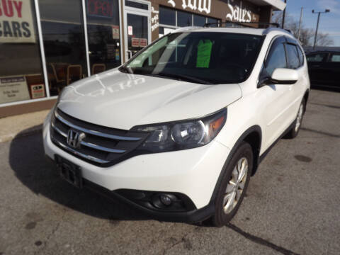 2014 Honda CR-V for sale at Arko Auto Sales in Eastlake OH