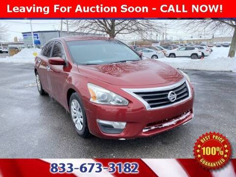 2013 Nissan Altima for sale at Glenbrook Dodge Chrysler Jeep Ram and Fiat in Fort Wayne IN