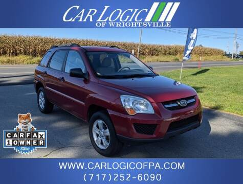 2010 Kia Sportage for sale at Car Logic in Wrightsville PA