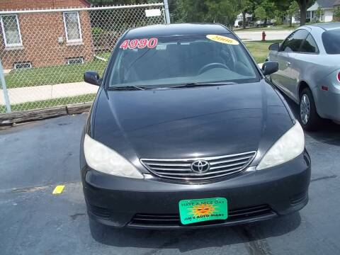 2006 Toyota Camry for sale at JIMS AUTO MART INC in Milwaukee WI