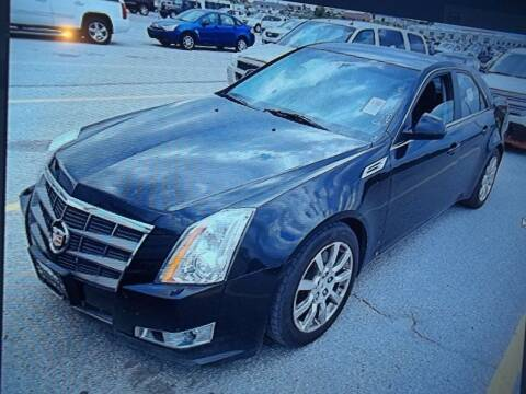 2008 Cadillac CTS for sale at BRETT SPAULDING SALES in Onawa IA