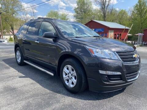 2016 Chevrolet Traverse for sale at Tim Short Auto Mall in Corbin KY