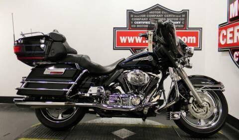 2006 Harley-Davidson ULTRA for sale at Certified Motor Company in Las Vegas NV