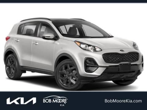 2022 Kia Sportage for sale at Bob Moore Kia in Oklahoma City OK