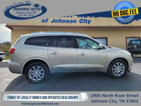 2013 Buick Enclave for sale at PARKWAY AUTO SALES OF BRISTOL - PARKWAY AUTO JOHNSON CITY in Johnson City TN