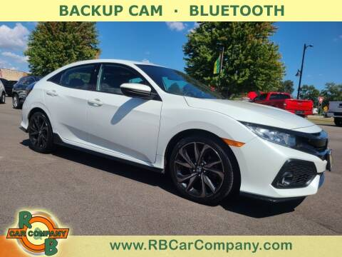 2018 Honda Civic for sale at R & B Car Company in South Bend IN