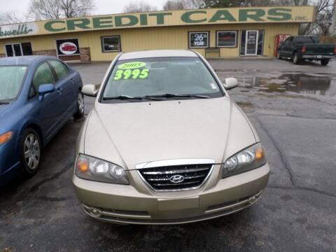 2005 Hyundai Elantra for sale at Credit Cars of NWA in Bentonville AR
