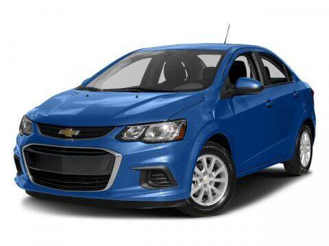 2017 Chevrolet Sonic for sale at TRI-COUNTY FORD in Mabank TX