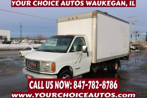 2000 GMC Savana Cutaway for sale at Your Choice Autos - Waukegan in Waukegan IL