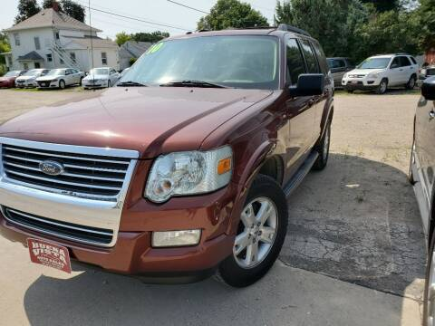 2010 Ford Explorer for sale at Buena Vista Auto Sales: Extension Lot in Storm Lake IA