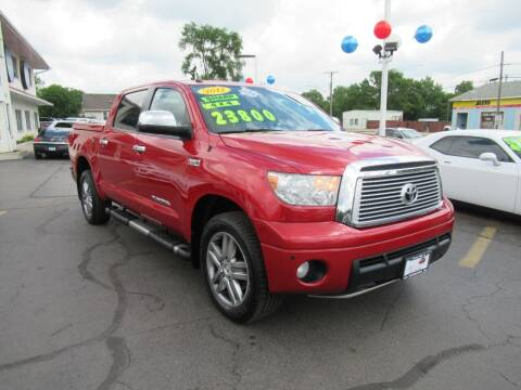 2012 Toyota Tundra for sale at Auto Land Inc in Crest Hill IL