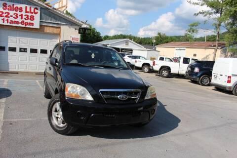 2009 Kia Sorento for sale at SAI Auto Sales - Used Cars in Johnson City TN