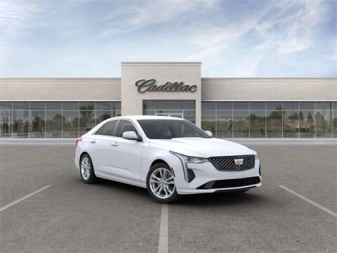 2020 Cadillac CT4 for sale at Bob Clapper Automotive, Inc in Janesville WI