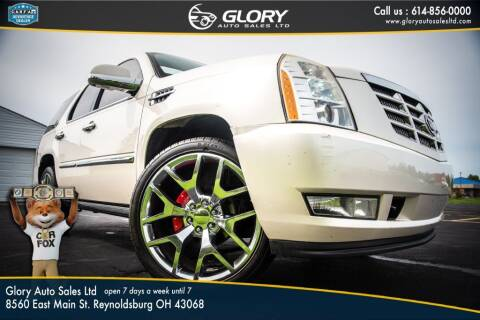 2007 Cadillac Escalade for sale at Glory Auto Sales LTD in Reynoldsburg OH