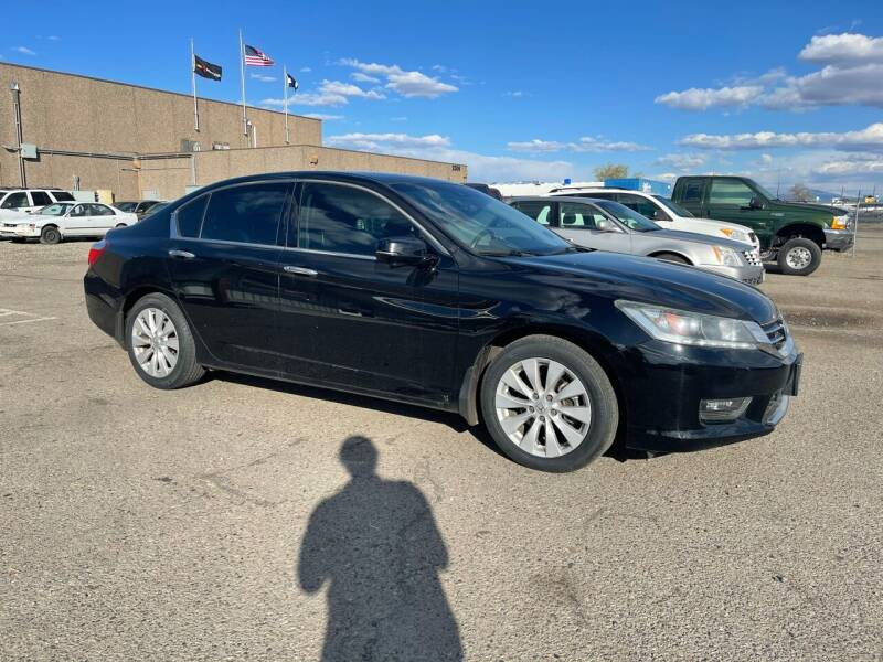 2015 Honda Accord for sale at Mikes Auto Inc in Grand Junction CO