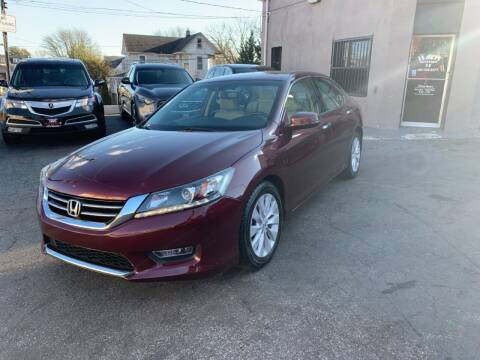 2013 Honda Accord for sale at H & H Motors 2 LLC in Baltimore MD