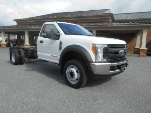 2017 Ford F-550 Super Duty for sale at Nye Motor Company in Manheim PA