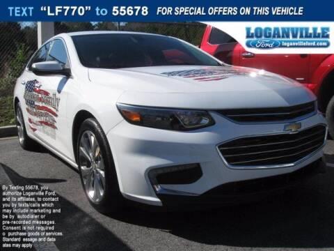 2017 Chevrolet Malibu for sale at Loganville Quick Lane and Tire Center in Loganville GA