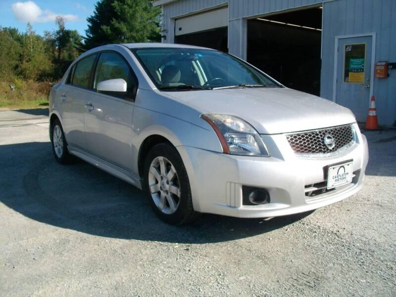 2010 Nissan Sentra for sale at Castleton Motors LLC in Castleton VT