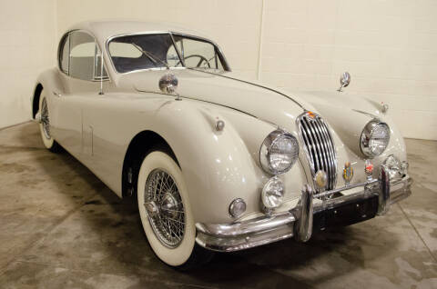 1956 Jaguar XK for sale at Its Alive Automotive in Saint Louis MO