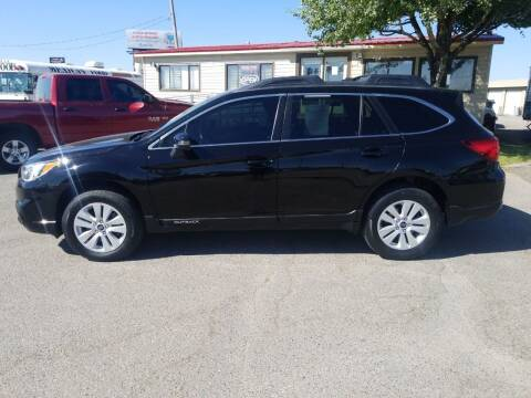 2017 Subaru Outback for sale at Revolution Auto Group in Idaho Falls ID