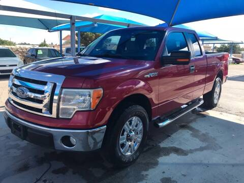 2009 Ford F-150 for sale at Autos Montes in Socorro TX