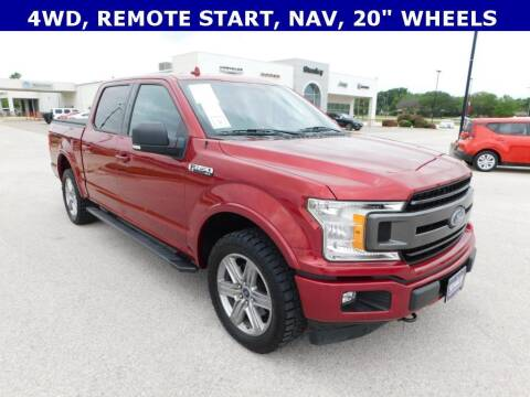 2018 Ford F-150 for sale at Stanley Chrysler Dodge Jeep Ram Gatesville in Gatesville TX