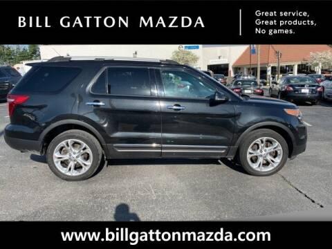2014 Ford Explorer for sale at Bill Gatton Used Cars - BILL GATTON ACURA MAZDA in Johnson City TN