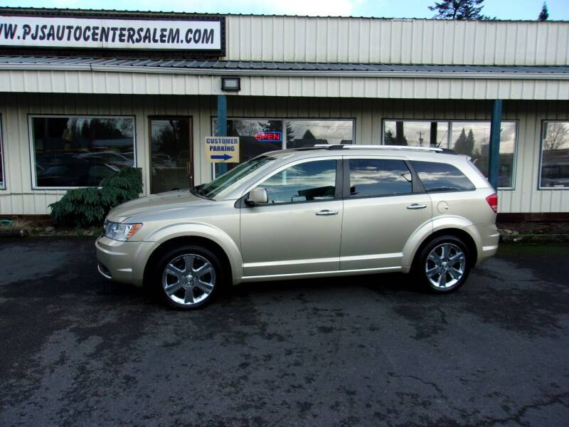 2010 Dodge Journey for sale at PJ's Auto Center in Salem OR