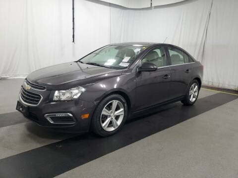 2015 Chevrolet Cruze for sale at Matthew's Stop & Look Auto Sales in Detroit MI