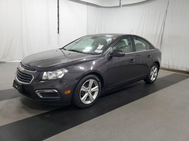 2015 Chevrolet Cruze for sale at Matthew's Stop & Look Auto Sales in Detroit MI