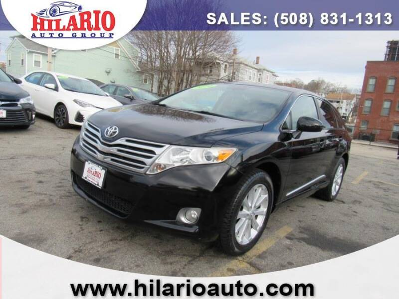 2010 Toyota Venza for sale at Hilario's Auto Sales in Worcester MA