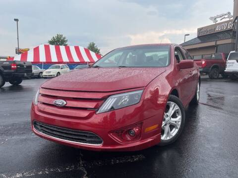 2012 Ford Fusion for sale at FASTRAX AUTO GROUP in Lawrenceburg KY